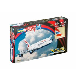 Revell Revell 06599 EasyKit Airbus A380 British Airways