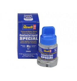 Revell 39606 Lijm, Contacta Liquid Special 30 Gram