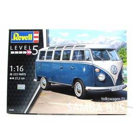 Revell Revell 07009 VW Type 2 T1 Samba