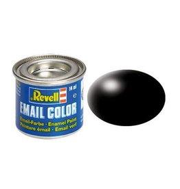 Revell 32302 zwart zijdemat 14