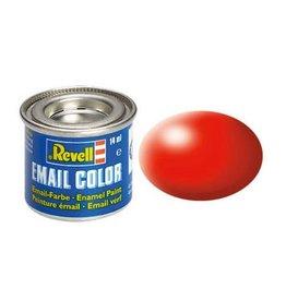 Revell Revell 32332 hel rood zijdemat 14 ml