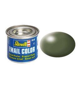 Revell Revell 32361 olijf groen 14 ml