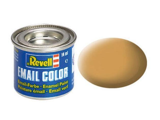 Revell Revell 32188 oker bruin mat 14 ml