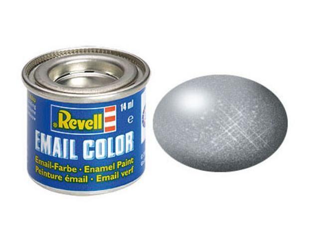 Revell Revell 32191 ijzer/staal metallic 14 ml