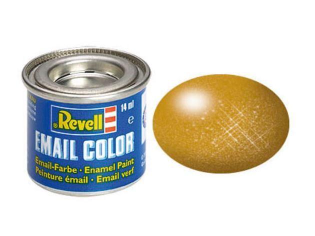 Revell Revell 32192 messing metallic 14 ml