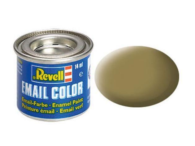 Revell Revell 32186 kaki mat 14 ml