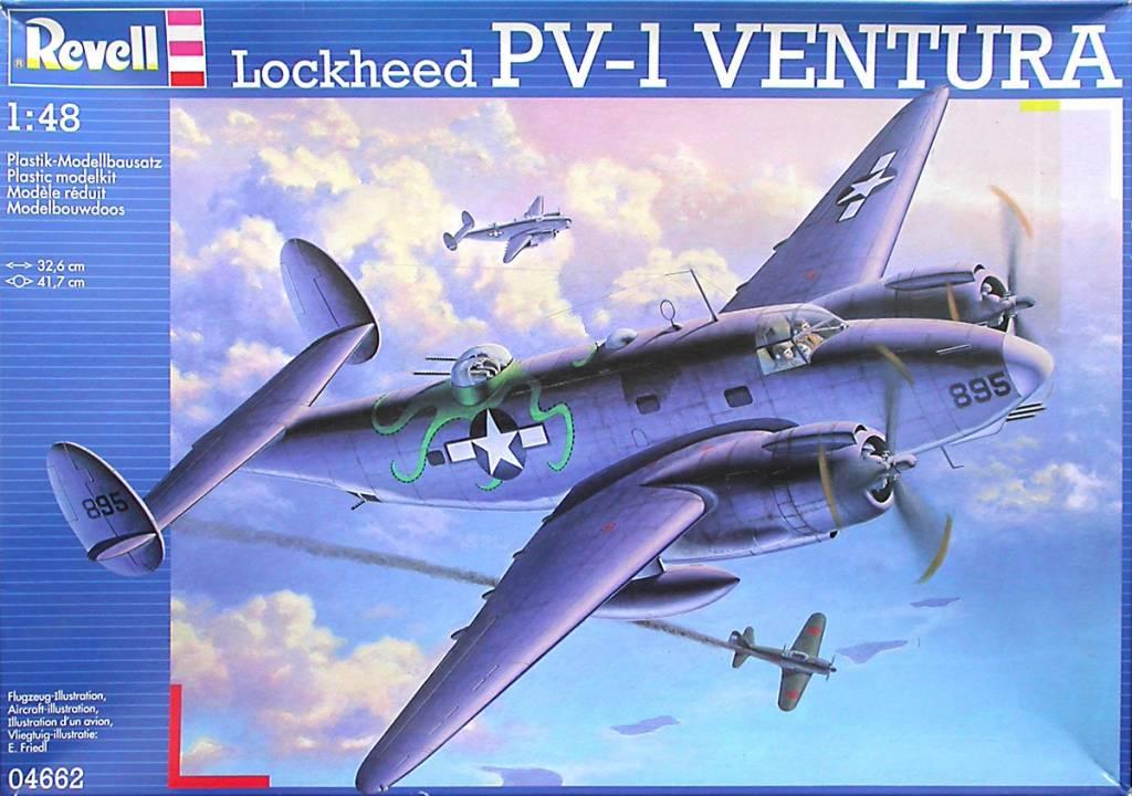 Revell Revell 04662 PV-1 Ventura