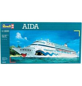 Revell 05805 Scheepsmodel Aida