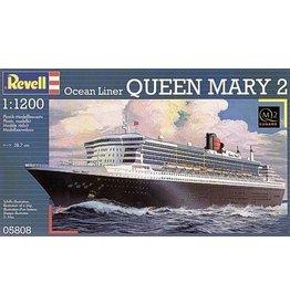 Revell Revell 05808 Scheepsmodel Ocean Liner Queen Mary 2