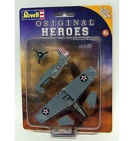 Revell 00408 Grumman F4F Wildcat