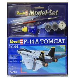 Revell Revell 64021 F-14A Tomcat Model Aircraft