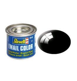 Revell Revell 32107 zwart glanzend 14 ml