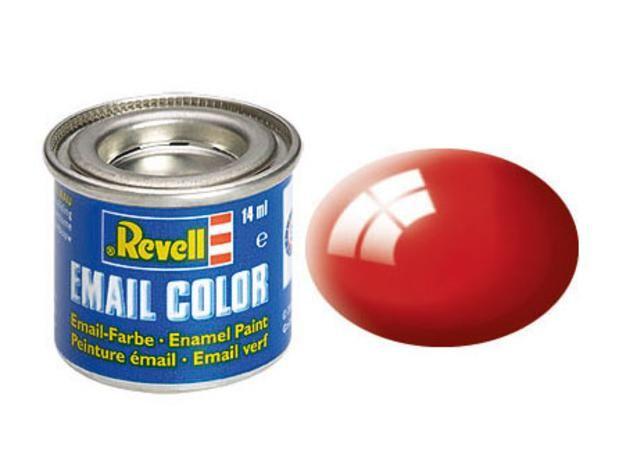 Revell Revell 32131 glanzend vuurrood 14 ml