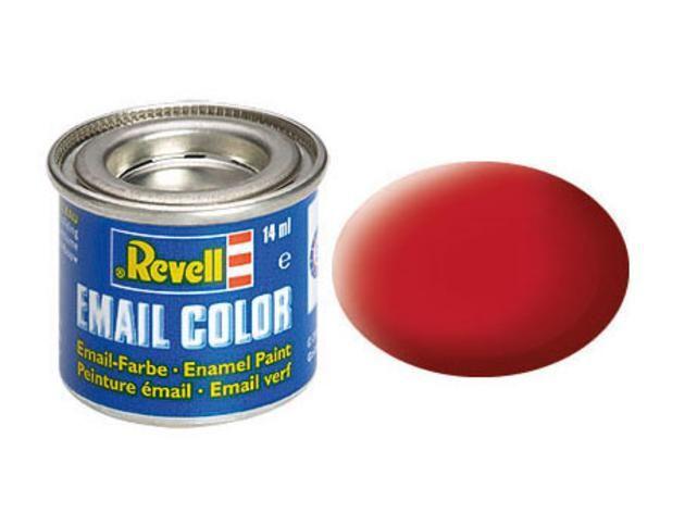 Revell Revell 32136 Karmijn rood mat 14 ml