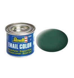 Revell Revell 32139 donkergroen mat 14 ml
