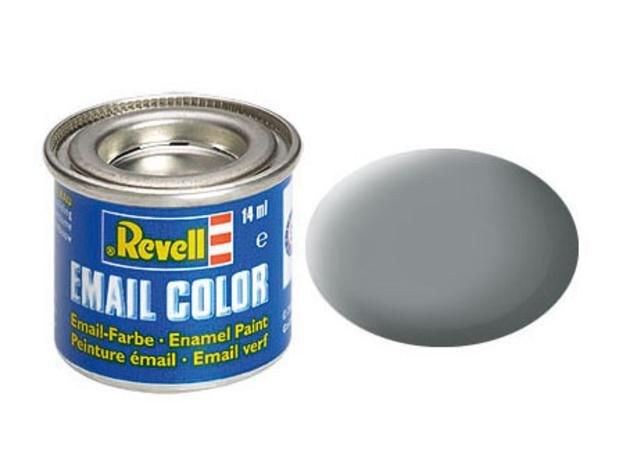 Revell Revell 32143 middel grijs mat USAF 14 ml