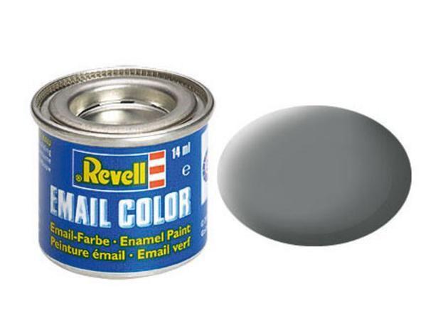 Revell Revell 32147 Muisgrijs mat 14 ml