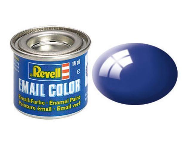 Revell Revell 32151 ultra marine blauw glanzend 14 ml