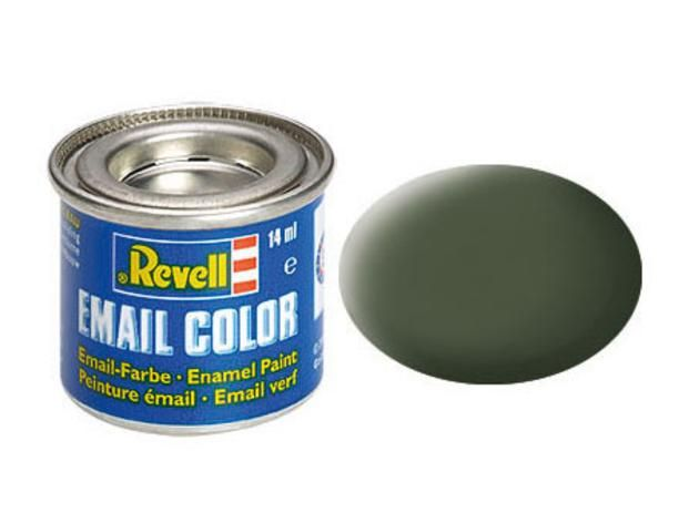 Revell Revell 32165 bronsgroen mat 14 ml