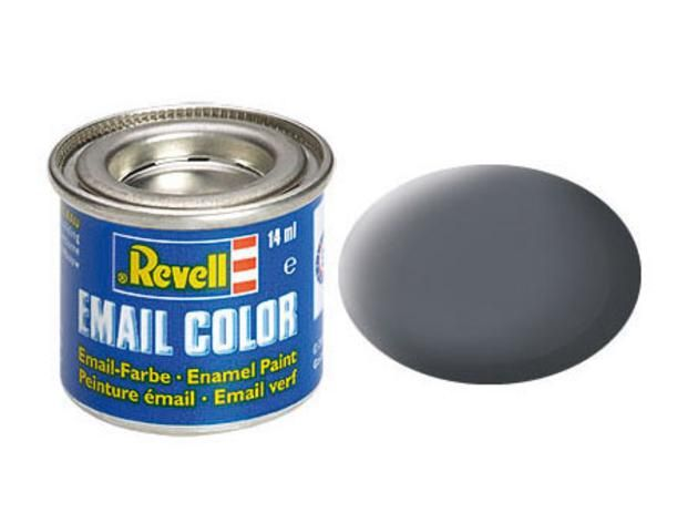 Revell Revell 32174 gunship grijs mat USAF 14 ml