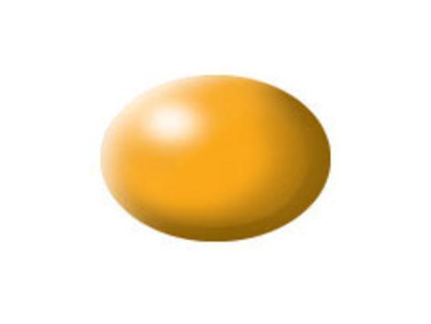 Revell Revell 36310 lufthansa geel zijdemat 18 ml