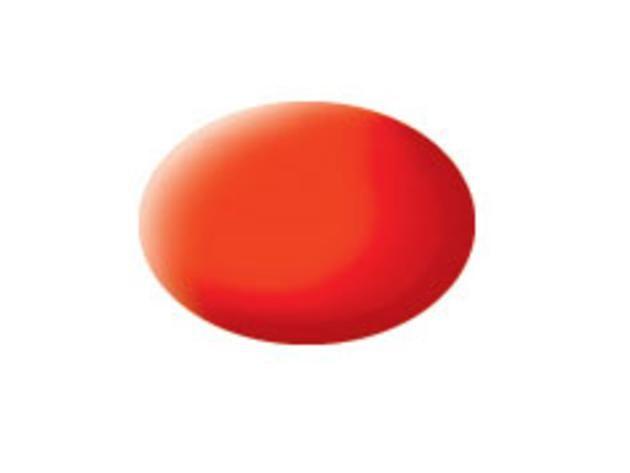 Revell Revell 36125 mat licht oranje 18 ml