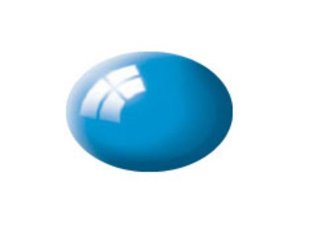 Revell Revell 36150 hoogglans licht blauw 18 ml