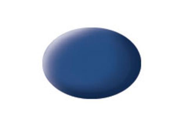 Revell Revell 36156 mat blauw 18 ml