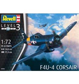 Revell Bouwpakket Revell 03955 F4U-4 Corsair