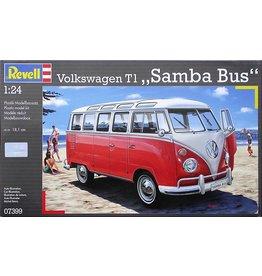 """Revell bouwpakket 07399 Volkswagen T1 """"Samba Bus"""""""