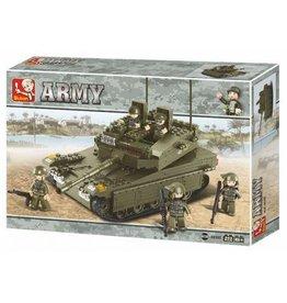 Sluban Sluban Army Tank
