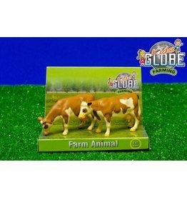 Kids Globe Kids Globe VM1970 Staand Gevlekte koeien