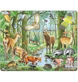 Larsen Larsen FH17 Wilde dieren in het bos
