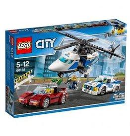 Lego LEGO City Politie Snelle achtervolging