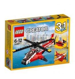 Lego LEGO CREATOR Rode helikopter
