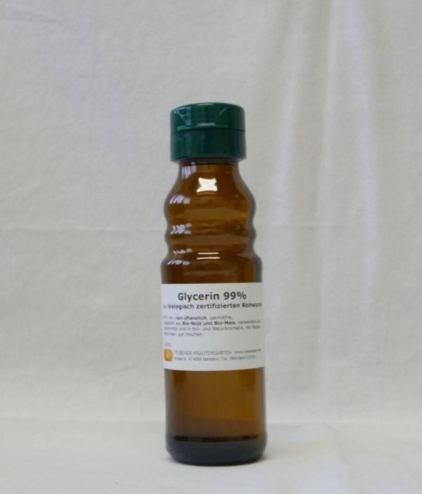 Glycerine 99% 100 ml.-plantaardig