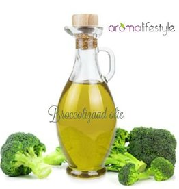 Broccolizaad olie BIO 10 ml. (brokkolisamen öl)