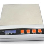 precisie weegschaal 0.1 gram  (elektronische Laborwaage)