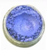 Parelmica lichtblauw-goud 10 gram