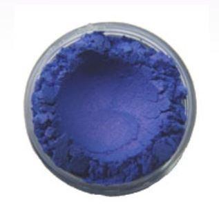 Parelmica kobalt blauw 5 gram