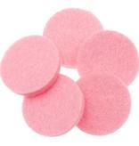 geurschijf aroma medaillon roze 1  stuk
