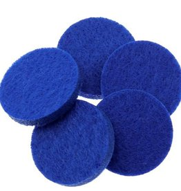 geurschijf aroma medaillon donkerblauw
