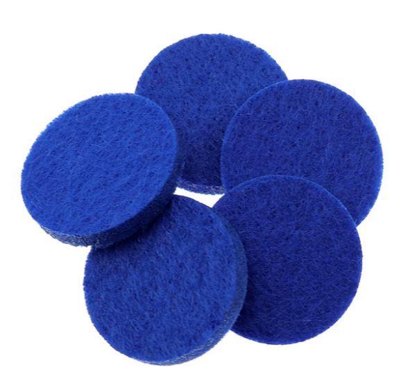 geurschijf aroma medaillon donkerblauw 1 stuk