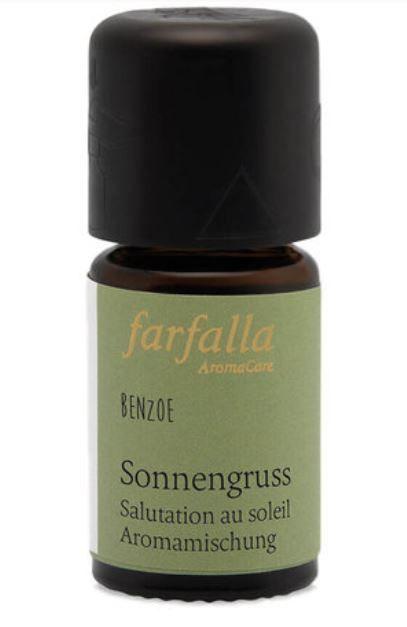 Farfalla Zonnegroet (Sonnengruss) 5 ml.