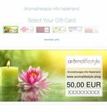 Digitale cadeaubon  100 euro
