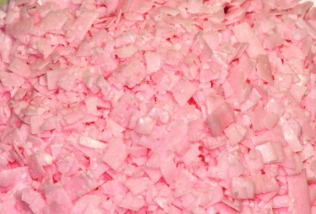 Marseille zeepvlokken roos 500 gram