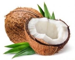 Natuurlijke parfumolie Kokos 20 ml.