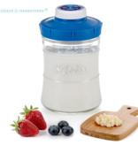 Kefirko glas voor tweede fermentatie 848 ml.