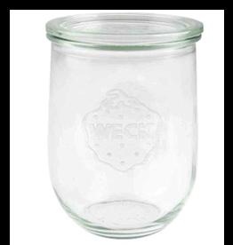 Weckglas tulpmodel 1062 ml.  6 stuks