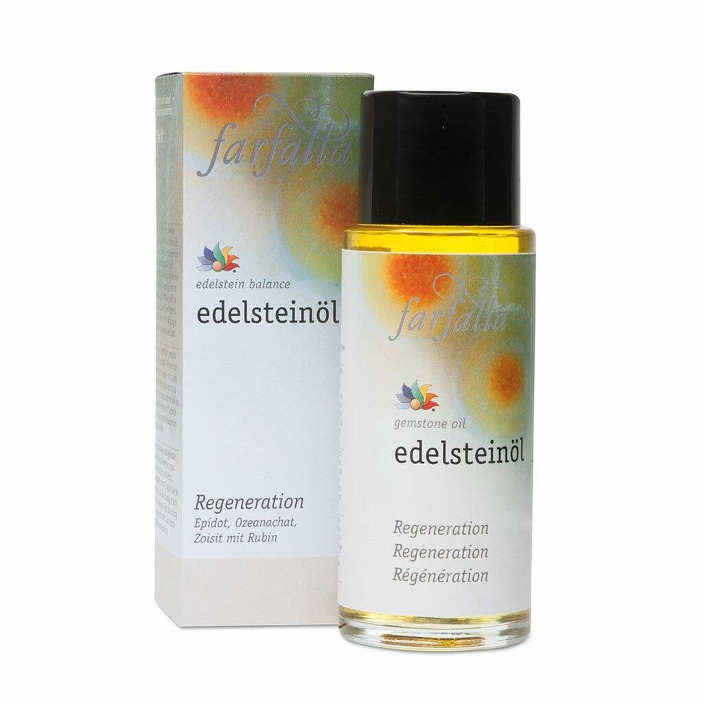Farfalla Edelsteenolie Regeneration 80 ml.